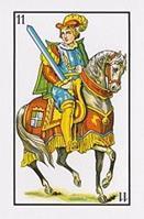 Española-caballoespadas