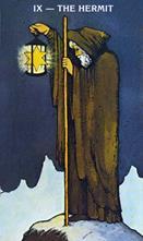Morgangreer-ermitaño