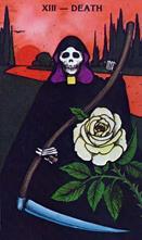 Morgangreer-muerte