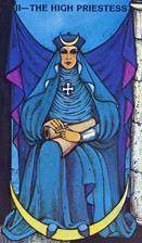 Morgangreer-sacerdotisa